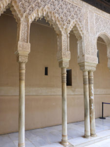 Solana de Granada - Climbing and outdoor hostel: arabic architecture in Alhambra