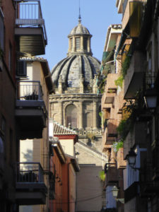 Solana de Granada - Climbing and outdoor hostel: Catedral in Granada