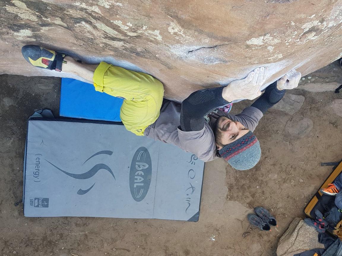 Tobi - Climbing guide, canyoning guide
