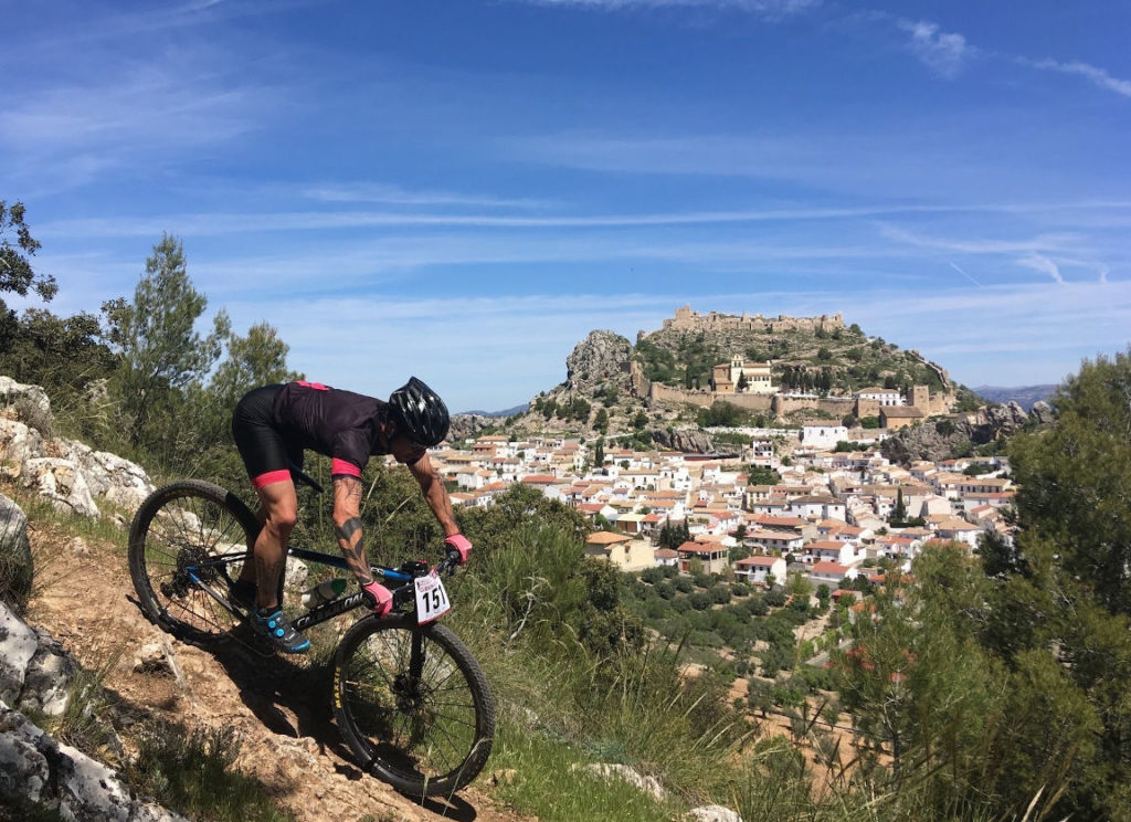 Solana de Granada - Climbing and outdoor hostel: mountainbiking near Atarfe