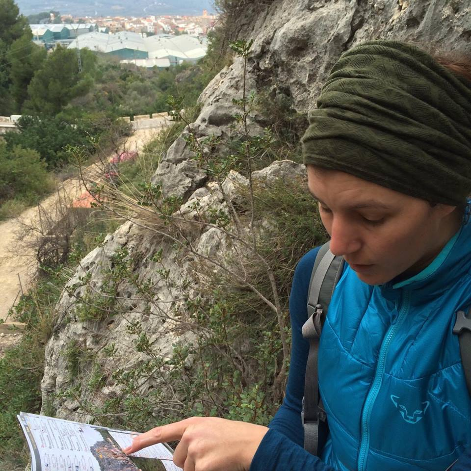 Solana de Granada - Climbing and outdoor hostel: team member Miri
